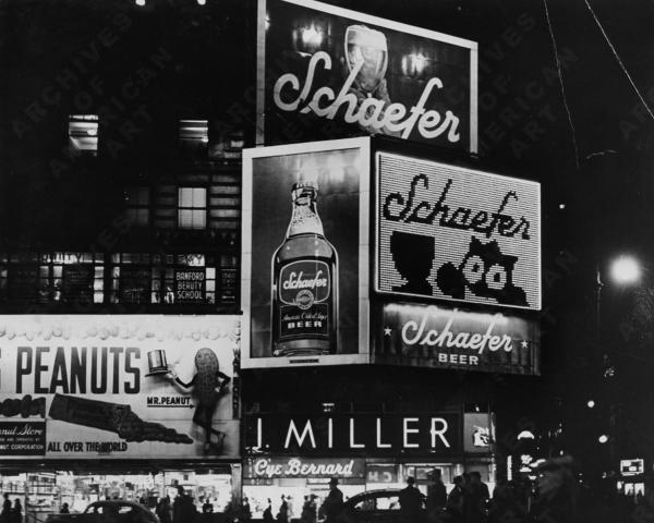 История световой рекламы 21 столетия