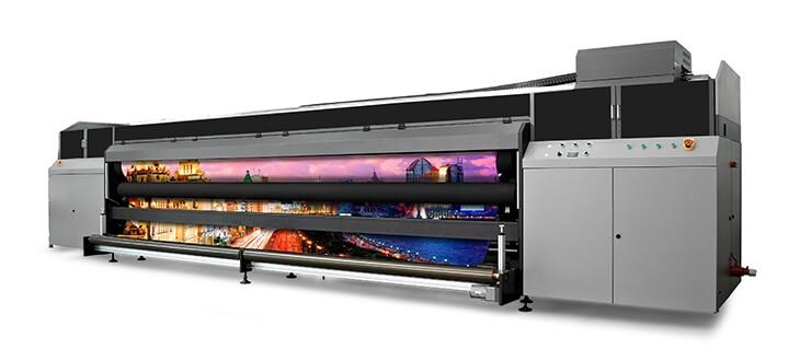 Широкоформатный рулонный принтер HANDTOP HT5000UV