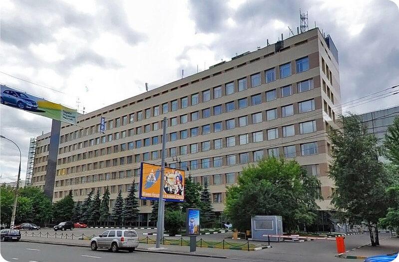 """Здесь располагается офис компании """"ИНТЕРМИКРО"""""""