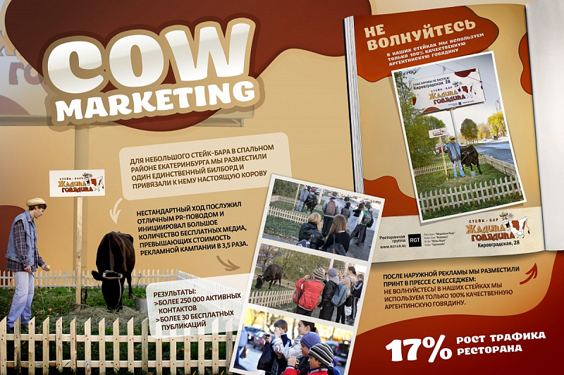 COW MARKETING